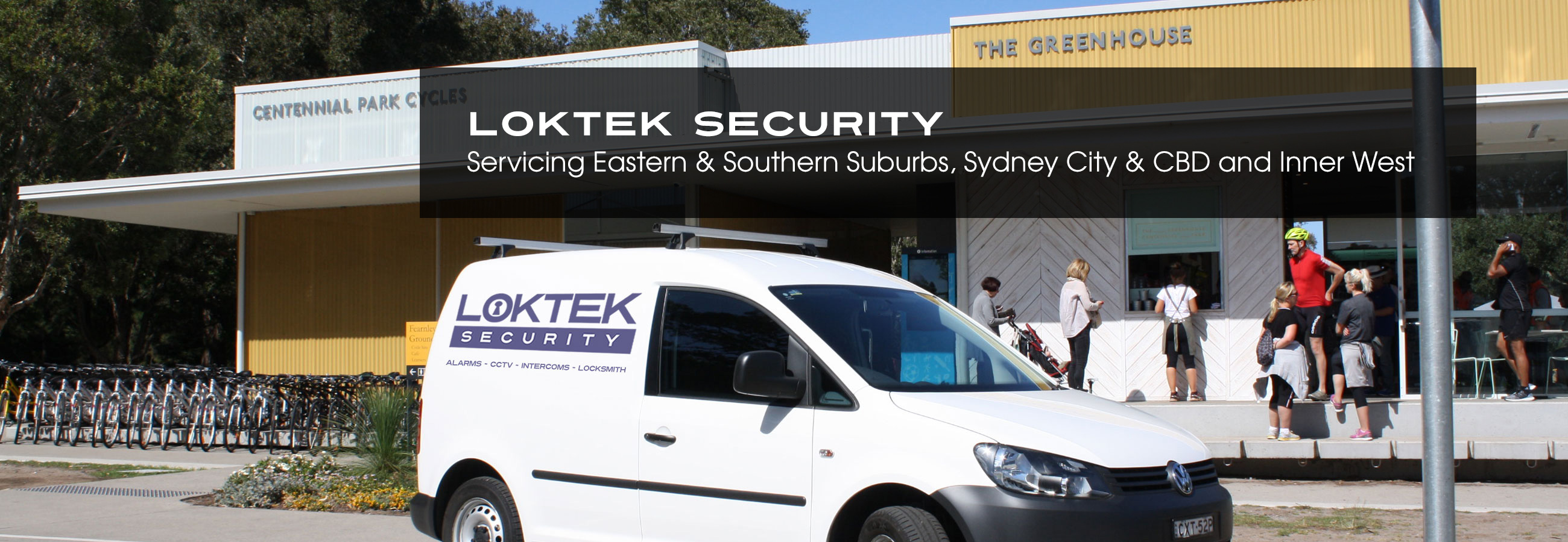 LOKTEK security, 24 hour locksmith Sydney eastern suburbs, ALARMS, CCTV AND INTERCOMS