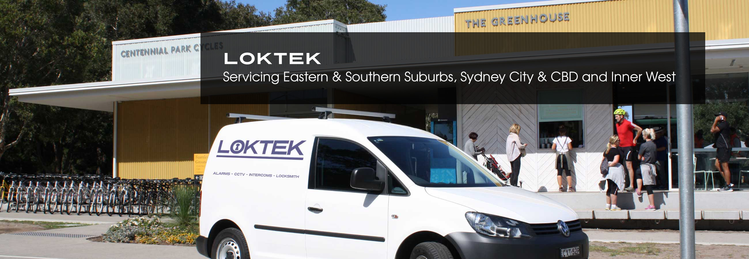 LOKTEK, 24 hour locksmith Sydney eastern suburbs, ALARMS, CCTV AND INTERCOMS